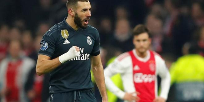 رياضة .. في 5 مباريات.. بنزيمة يحقق إنجازا غير مسبوق في ريال مدريد