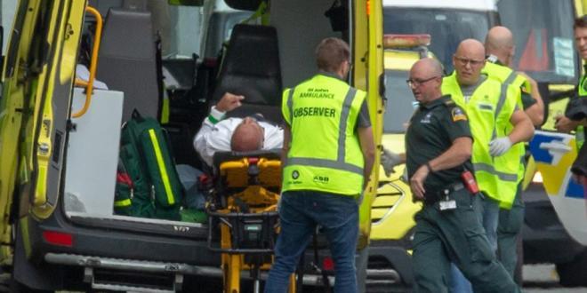 """عاجلا .. حصيلة قتلى ضخمة لـ""""هجوم المسجدين"""" بنيوزيلندا"""