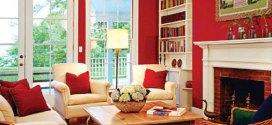 ديكور .. تأثير ألوان الجدران على النفسية