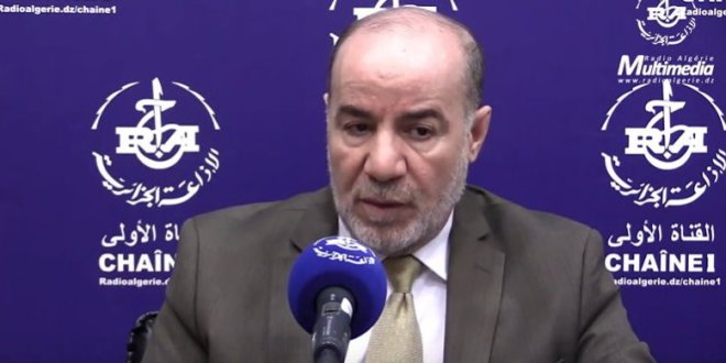 وزير الشؤون الدينية و الاوقاف الدكتور يوسف بلمهدي للاذاعة الجزائرية