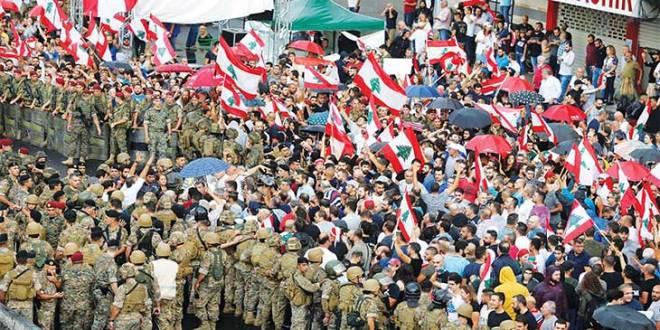 اخبار عربية .. لبنان: وزيرة الداخلية ترفض فضّ الاحتجاجات…