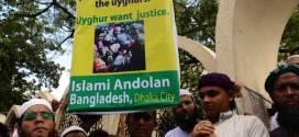 احوال المسلمين .. مظاهرات في بنجلاديش للتنديد بانتهاكات الصين ضد الأويجور ومقاطعة من طرف علماء مسلمي تركستان