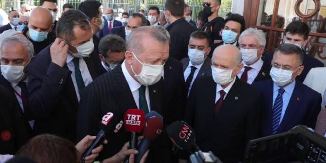 أردوغان .. ايا صوفيا سيظل  مكانا يستقطب الناس من كافة الأديان
