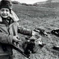 مجزرة  خوجالي  التي ارتكبها الأرمن ضد مدنيين عزل