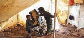 ثلوج قاسية تحاصر لبنان وسوريا وفلسطين والأردن… واللاجئون متضررين