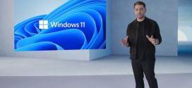 مايكروسوفت تزيح الستار عن أحدث نسخة من نظام التشغيل ويندوز 11