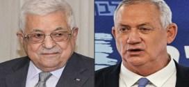 """صحافة محلل صهيوني: عباس و""""غانتس"""" ينسقان لإضعاف """"حماس"""""""