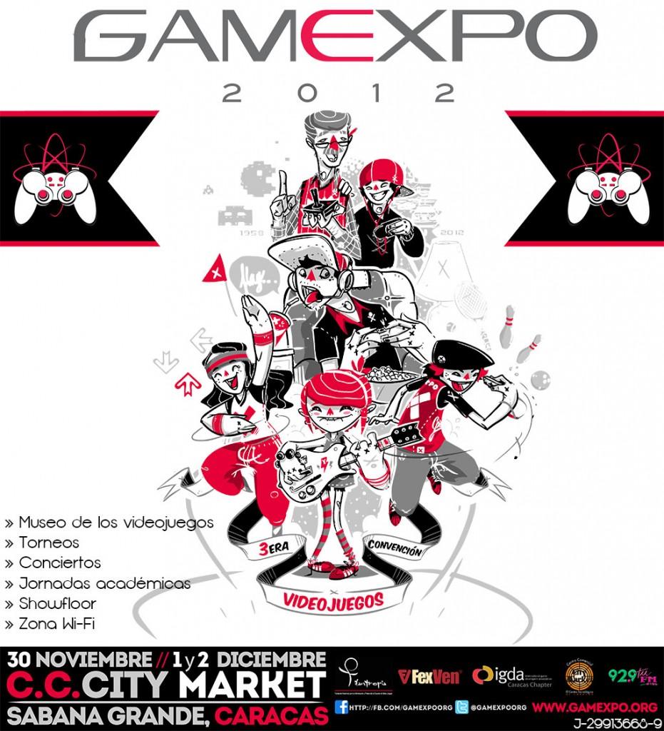 Gamexpo 2012