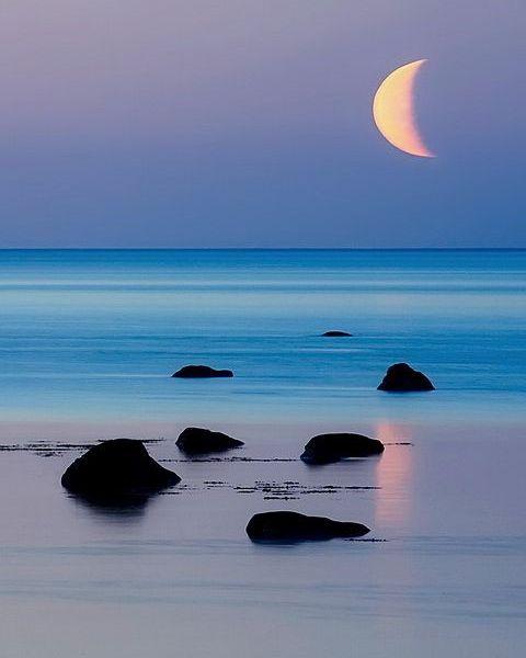 Noches sin luna preludio de luna for En que fase de luna estamos hoy