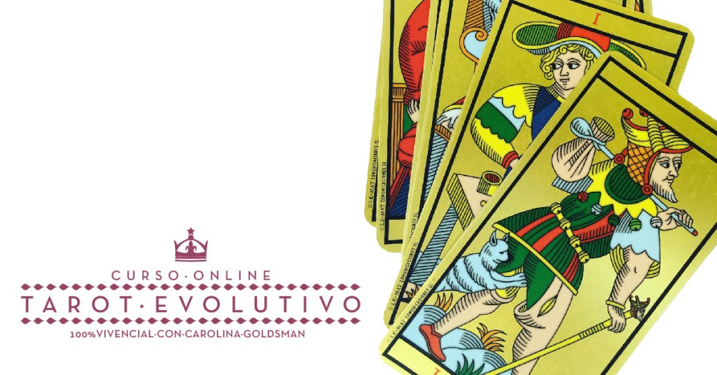 Curso Online de Tarot Evolutivo - Integrando visiones de Jung, Jodorowsky, Papus, y mas