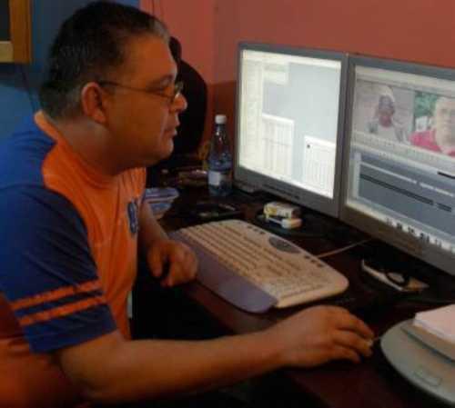 Manuel Iglesias, director y editor de cine