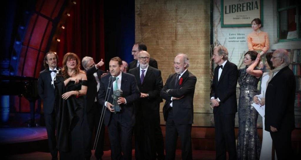 Premios Goya 2018 - La Biblioteca