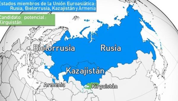 Armenia se adhiere a Unión Económica Euroasiática