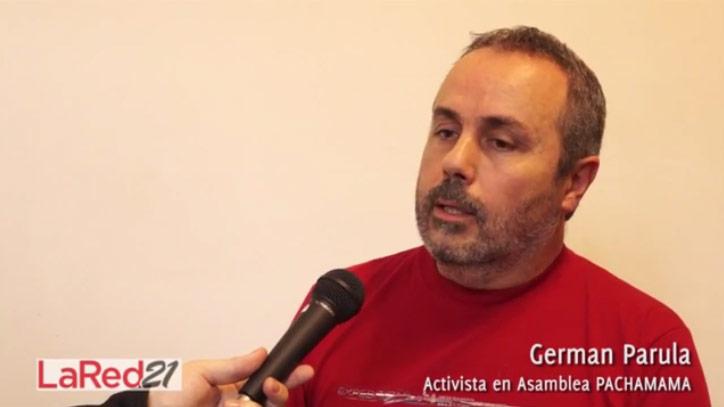 """Activista uruguayo: """"Los gobernantes de nuestra región son títeres de monstruos como Monsanto"""""""