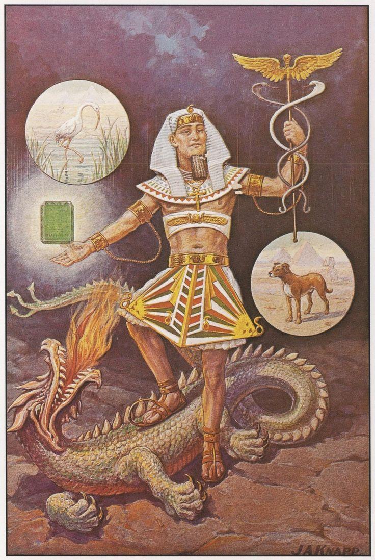 """La llave de """"El Divino Poimandres"""" de Hermes Trismegisto, el gran texto de la filosofía hermética"""