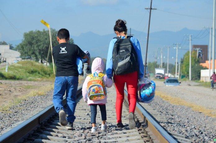 refugiados menores