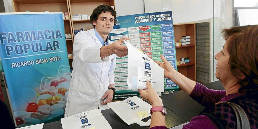 Atención: 9 farmacias populares venden medicamentos por unidad