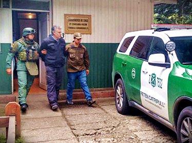 Cautín: Carabineros detiene a ex agente de la CNI que estaba prófugo de la justicia