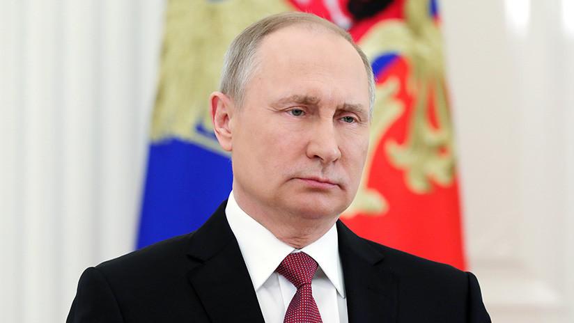Putin: Violación de carta de la ONU conduciría al caos internacional