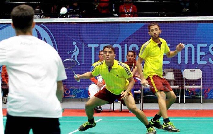 Venezolanos Badminton