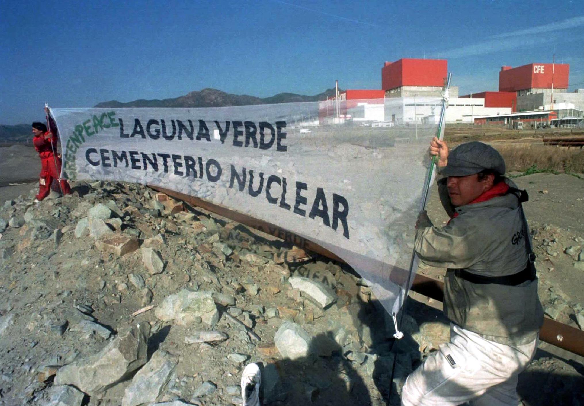 EEUU y México firmaron repentino acuerdo de cooperación nuclear