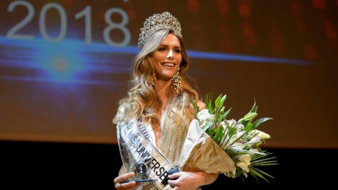 Histórico: Transgénero española competirá en Miss Universo