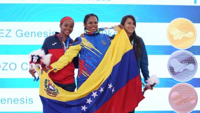 Oro para Venezuela