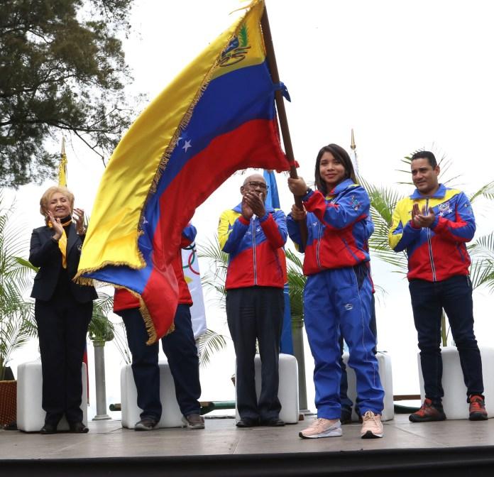 Abanderada de Venezuela