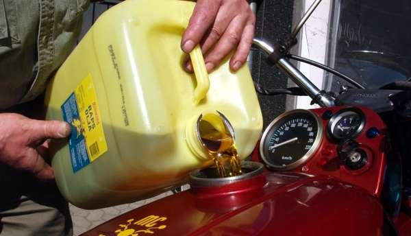 vehículo que funciona con aceite comestible