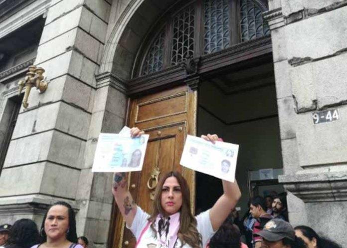 Comunidad LGBTI de Guatemala exige a congreso derogar ley 5272