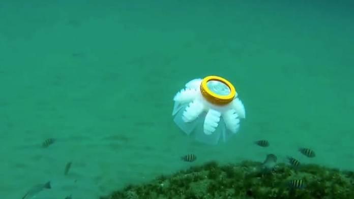 (+Video) Medusas robot serán las nuevas guardianes del océano afirman científicos