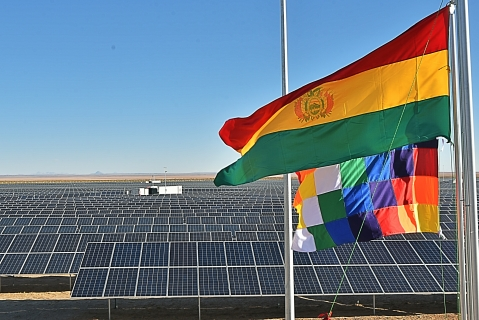 Energía alternativa para Bolivia