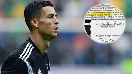 Cristiano Ronaldo pacto