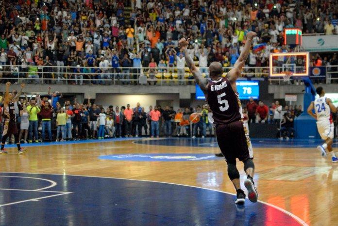 Selección de Venezuela baloncesto