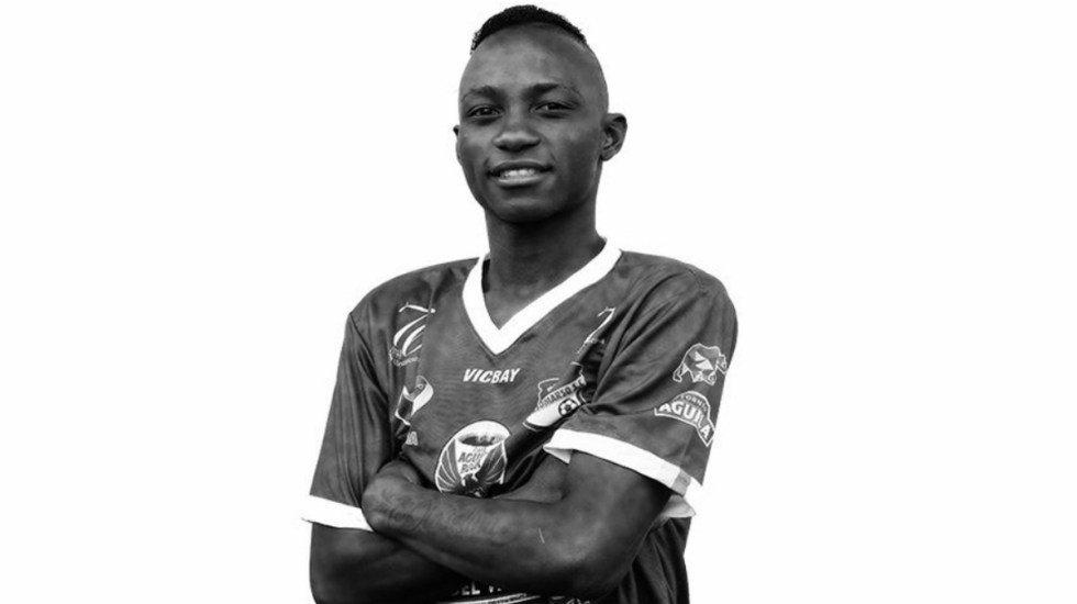 (Video) Futbolista asesinado en Colombia quería seguir los pasos de Yerry Mina
