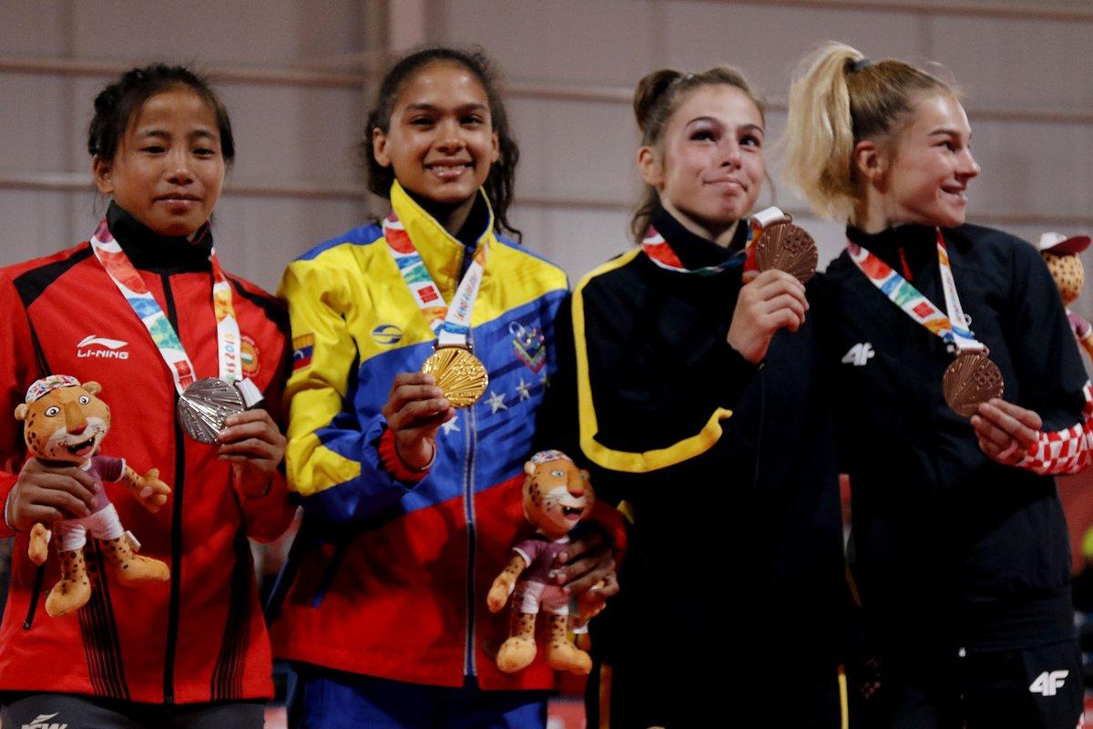 ¡Generación de Oro! Medallistas en Buenos Aires 2018 llegan este viernes a Venezuela