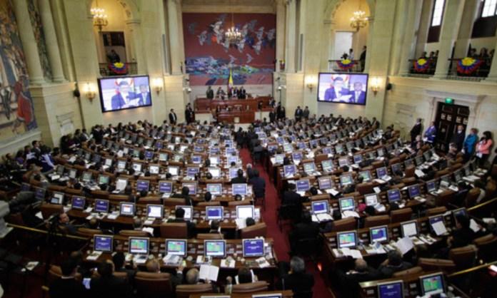 legisladores colombianos se opusieron a propuesta de ley