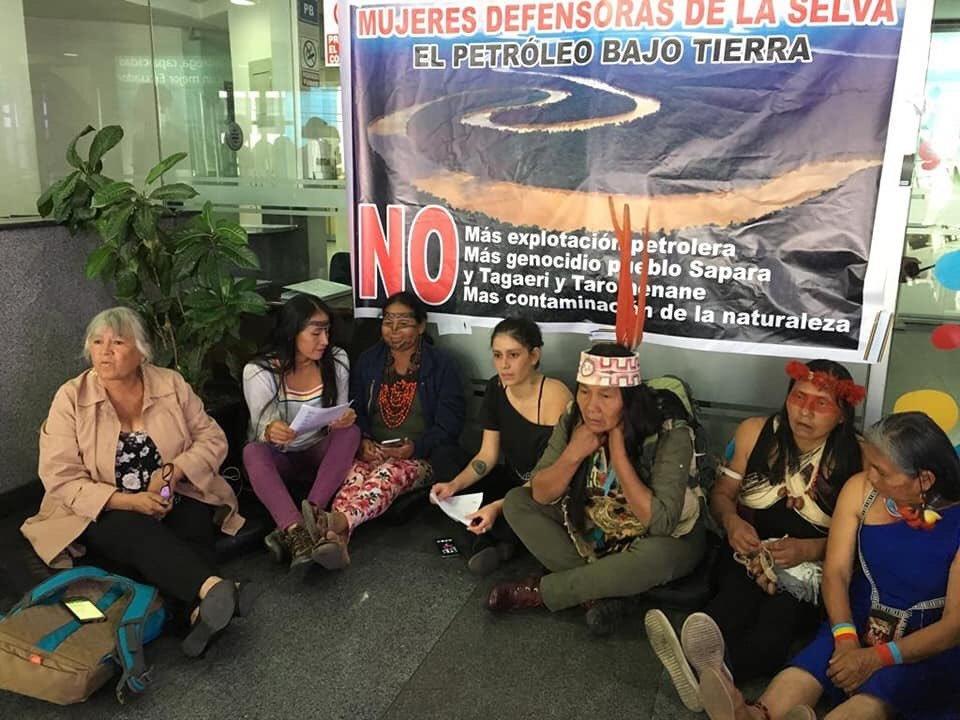 ONU denuncia que en Ecuador se siguen violando derechos de pueblos indígenas