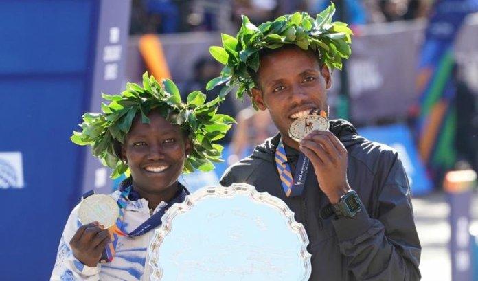 Etiopía Maratón de Nueva York