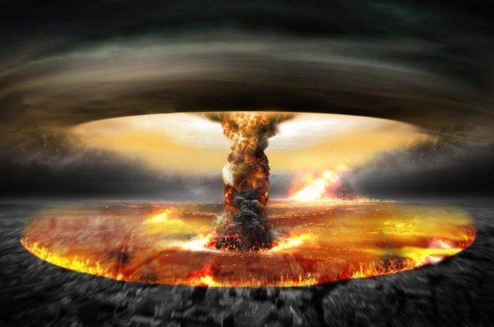 Armas nucleares países