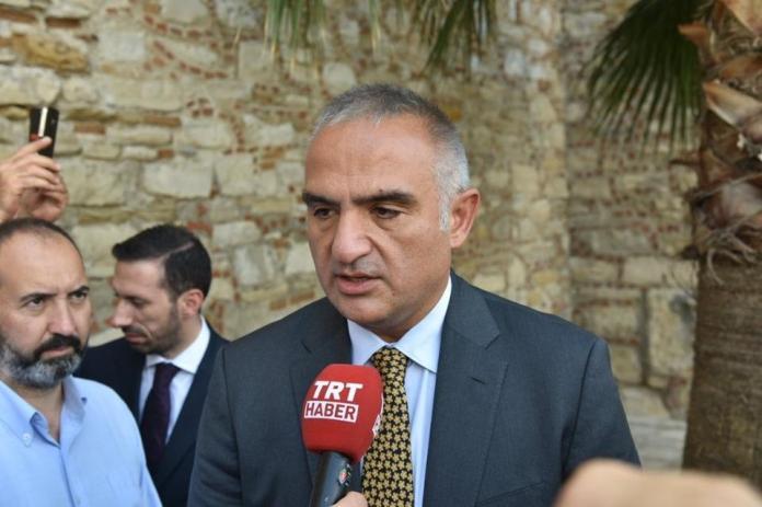 turqía recuperará mosaico