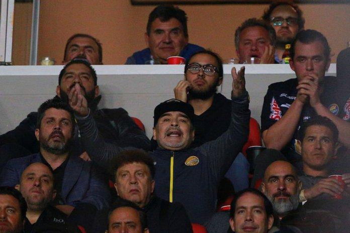 Maradona juego