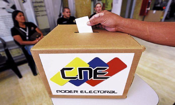 99% de las mesas electorales están instaladas para los comicios de este 9-D