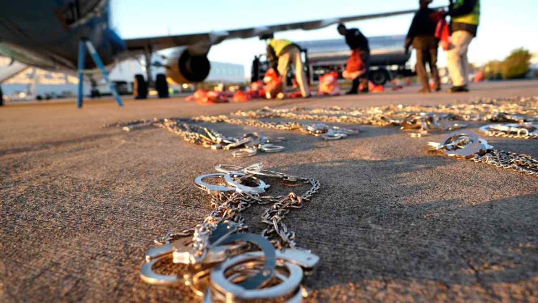 Haití deporta a exmilitares estadounidenses detenidos con armas de guerra