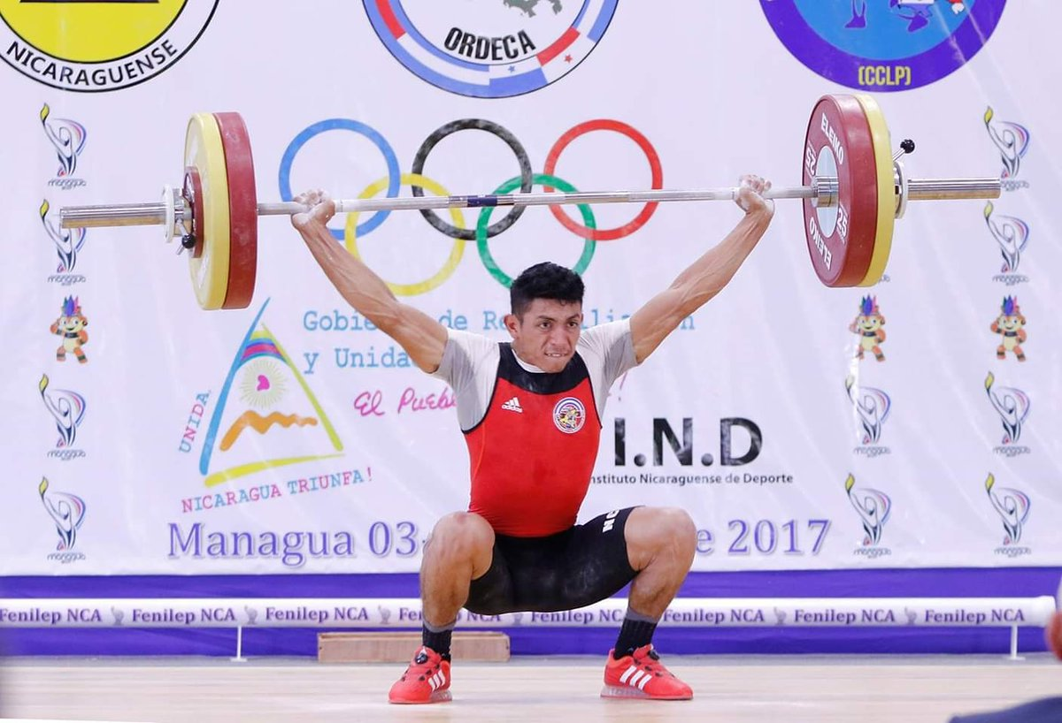 Campeonato Panamericano de Levantamiento de Pesas inicia este martes en Guatemala