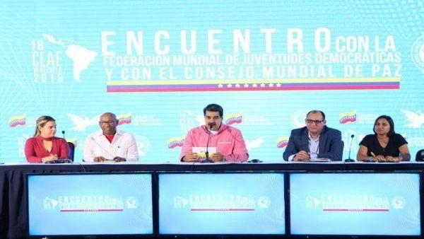 """""""Pasará al basural de la historia"""" así responde Maduro a las amenazas de guerra de Jair Bolsonaro"""