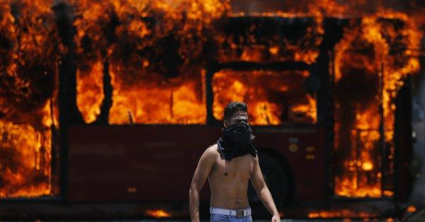 (VIDEO) Los Fake News alimentaron sed golpista de la ultraderecha venezolana