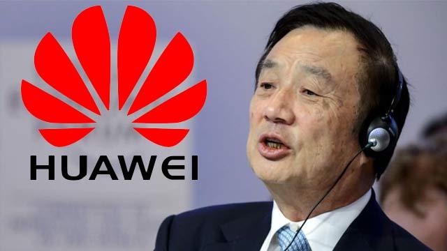 presidente huawei