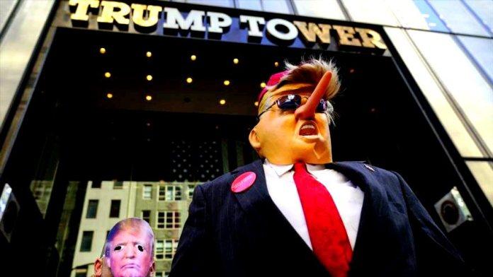 Mentiroso Trump