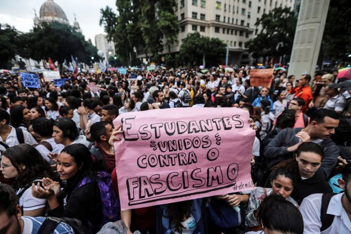 fascismo Bolsonaro
